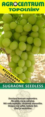 Sugraone Seedless